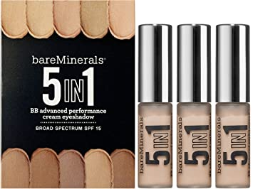 Amazon.com: bareminerals 5-in-1 BB Rendimiento Avanzado ...