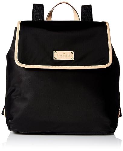 Kate Spade Neko Kennedy Park Nylon Backpack Black