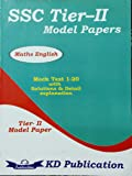 SSC Tier II Model Papers Maths (2014)