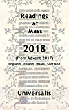 Mass Readings 2018 (UK & Ireland) (Mass Readings UK & Ireland)