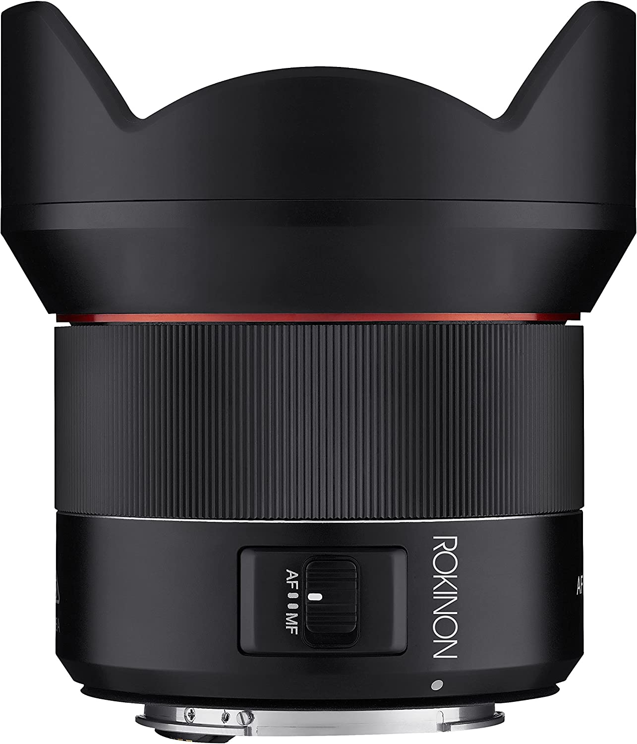 Black IO14AF-C Rokinon AF 14mm F2.8 Weather Sealed Auto Focus Wide Angle Lens for Canon EF
