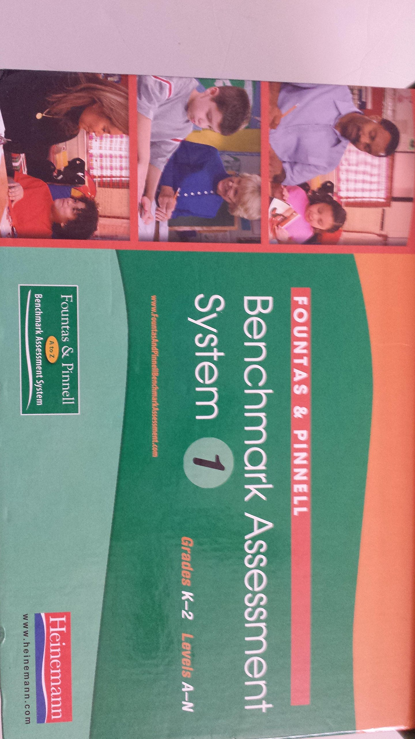 Benchmark 1 package gr k 2 fountas pinnell benchmark assessment benchmark 1 package gr k 2 fountas pinnell benchmark assessment system irene c fountas 9780325008066 amazon books nvjuhfo Image collections