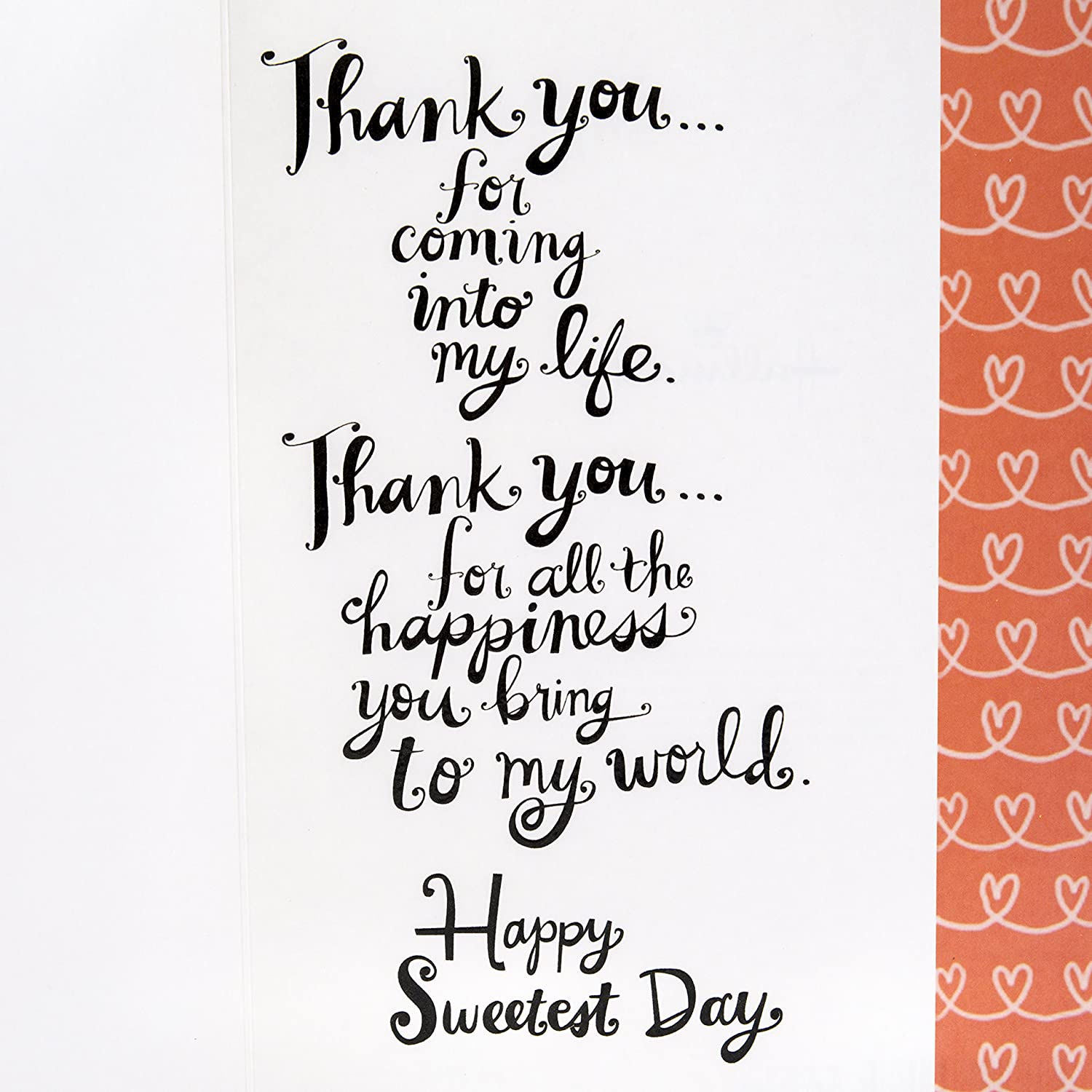 Amazon Hallmark Sweetest Day Card Ive Never Been The Same
