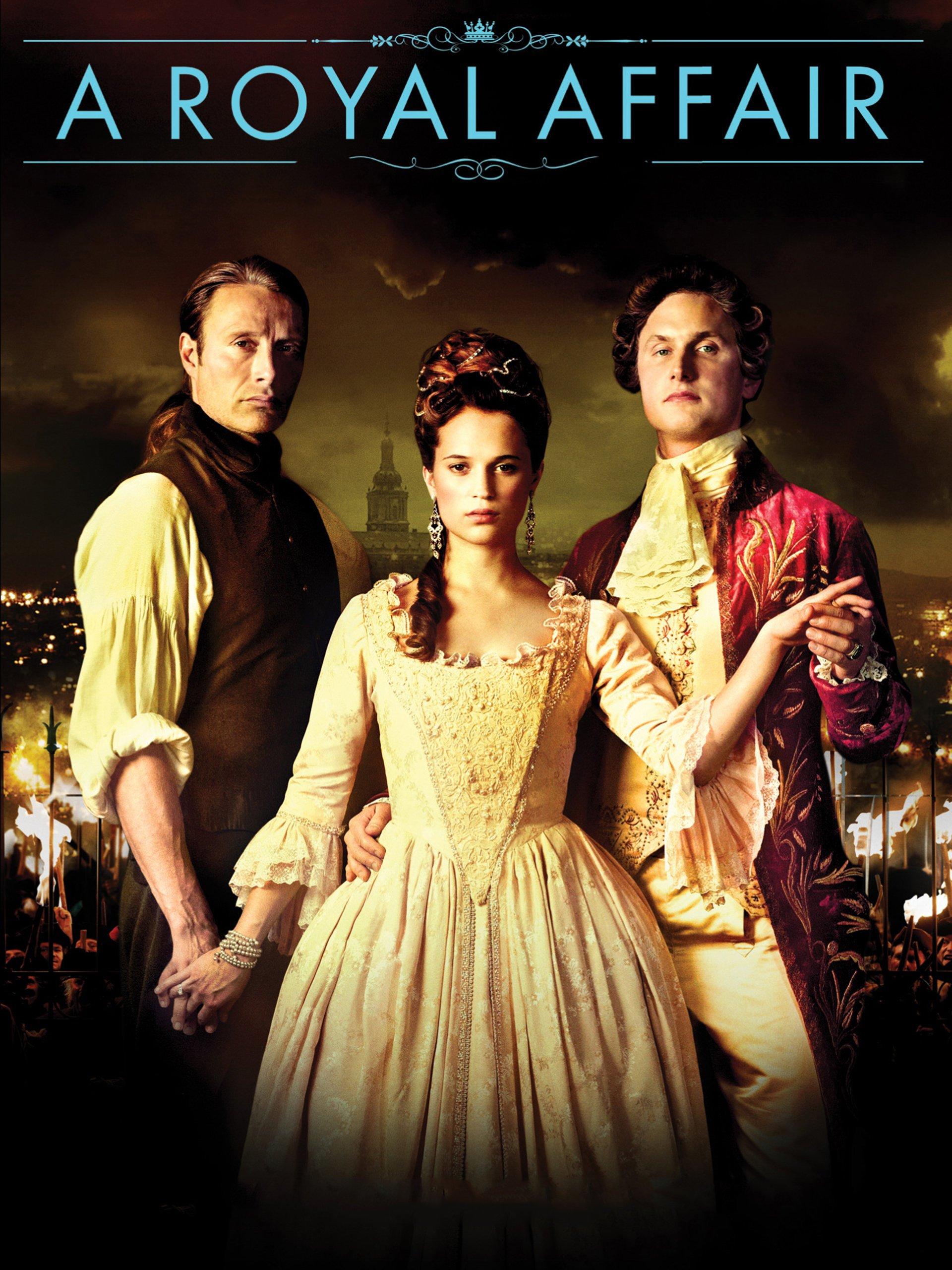 A Royal Affair (English Subtitled) by