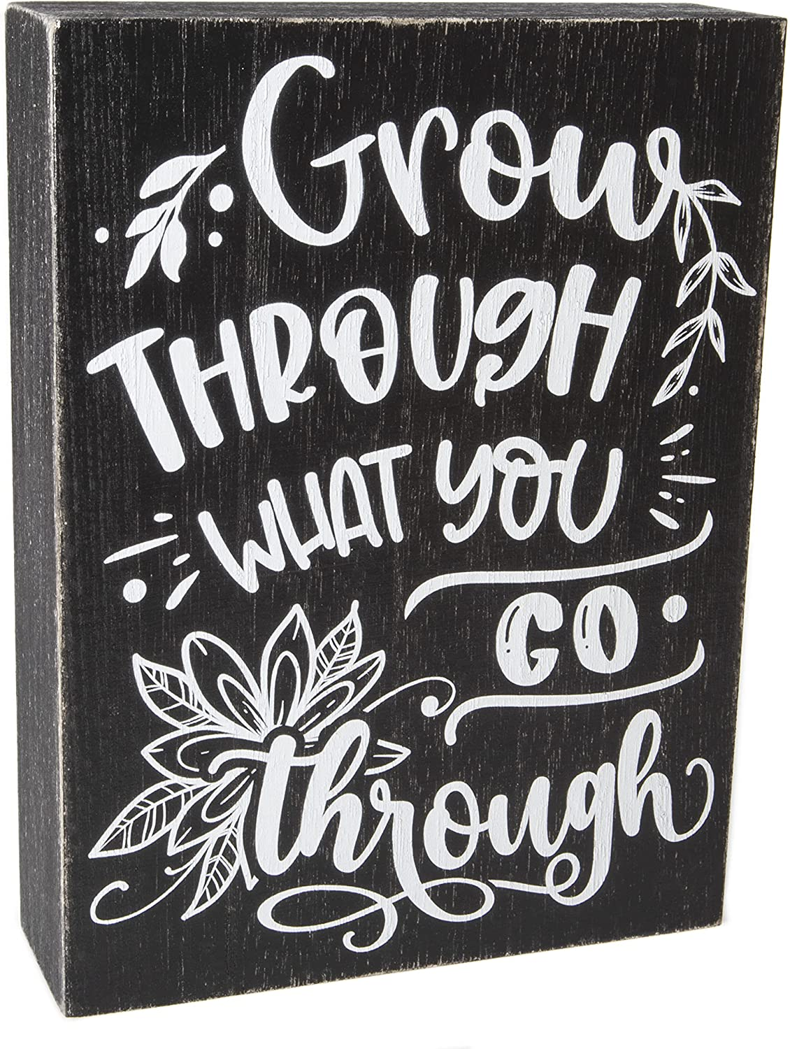 Inspirational Wall Art - Positive Office Quotes Decor - Cubicle Accessories - Cute Room Decor for Women - Desk Decor for Home Bedroom - Motivational Decorations