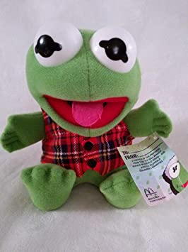 mcdonald s presents baby kermit by muppets amazon ca toys games