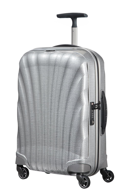 [サムソナイト] スーツケース Cosmolite コスモライト スピナー55 36L 機内持込可 (現行モデル) B01BBXN5U6シルバー