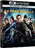La Gran Muralla (4K UHD + BD) [Blu-ray]