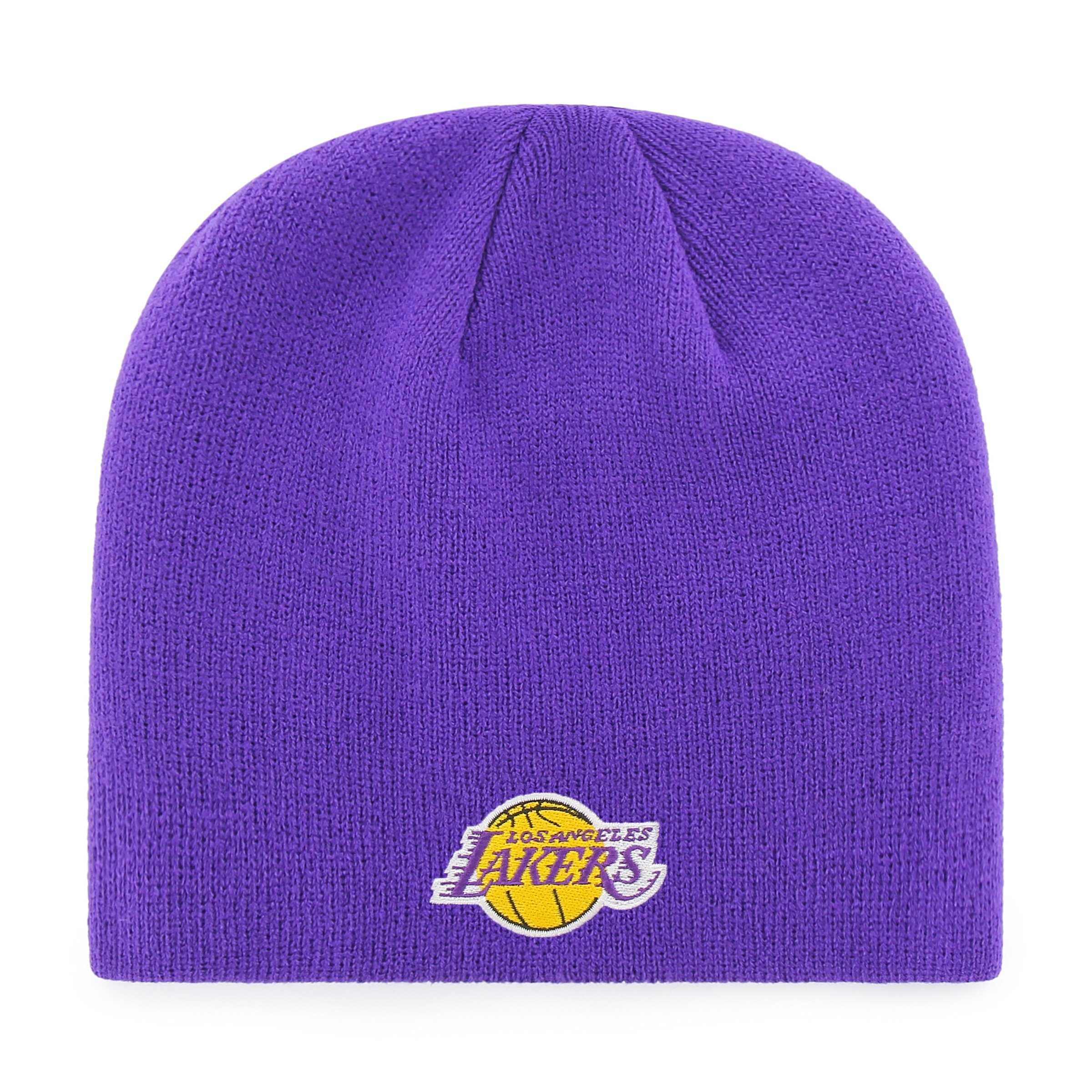 974e307573b Galleon - OTS NBA Los Angeles Lakers Beanie Knit Cap