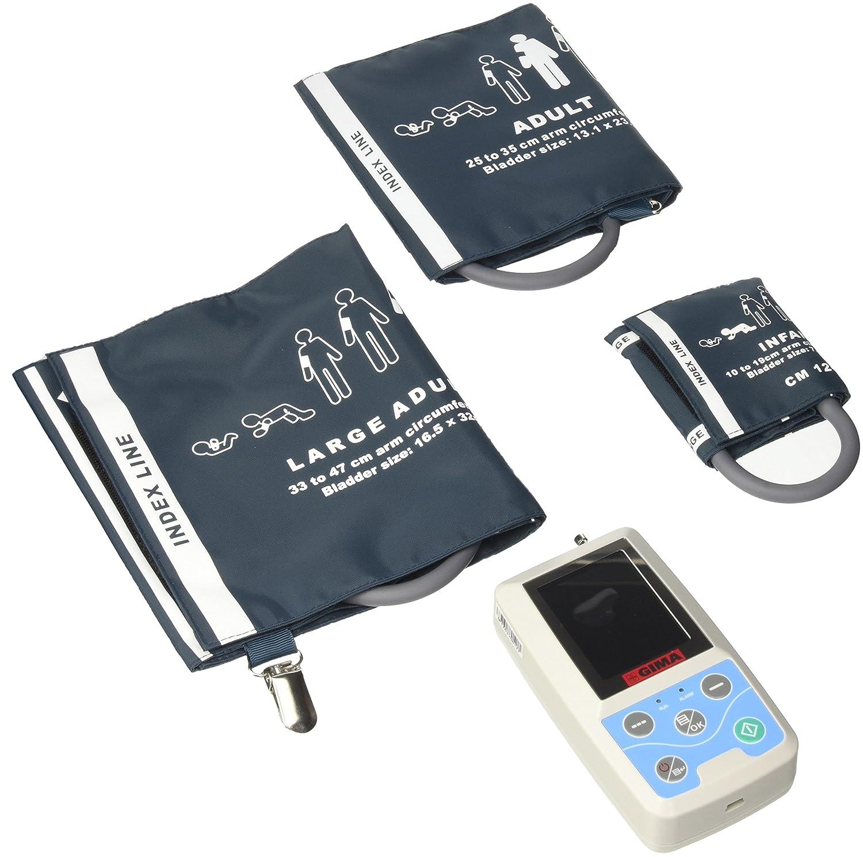 Abpm - Medidor Holter de presión y pulsaciones, con software. Código: 35110