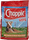 Chappie Dry Dog Food with Chicken and Wholegrain Cereal 3 Kg (Pack of 3)