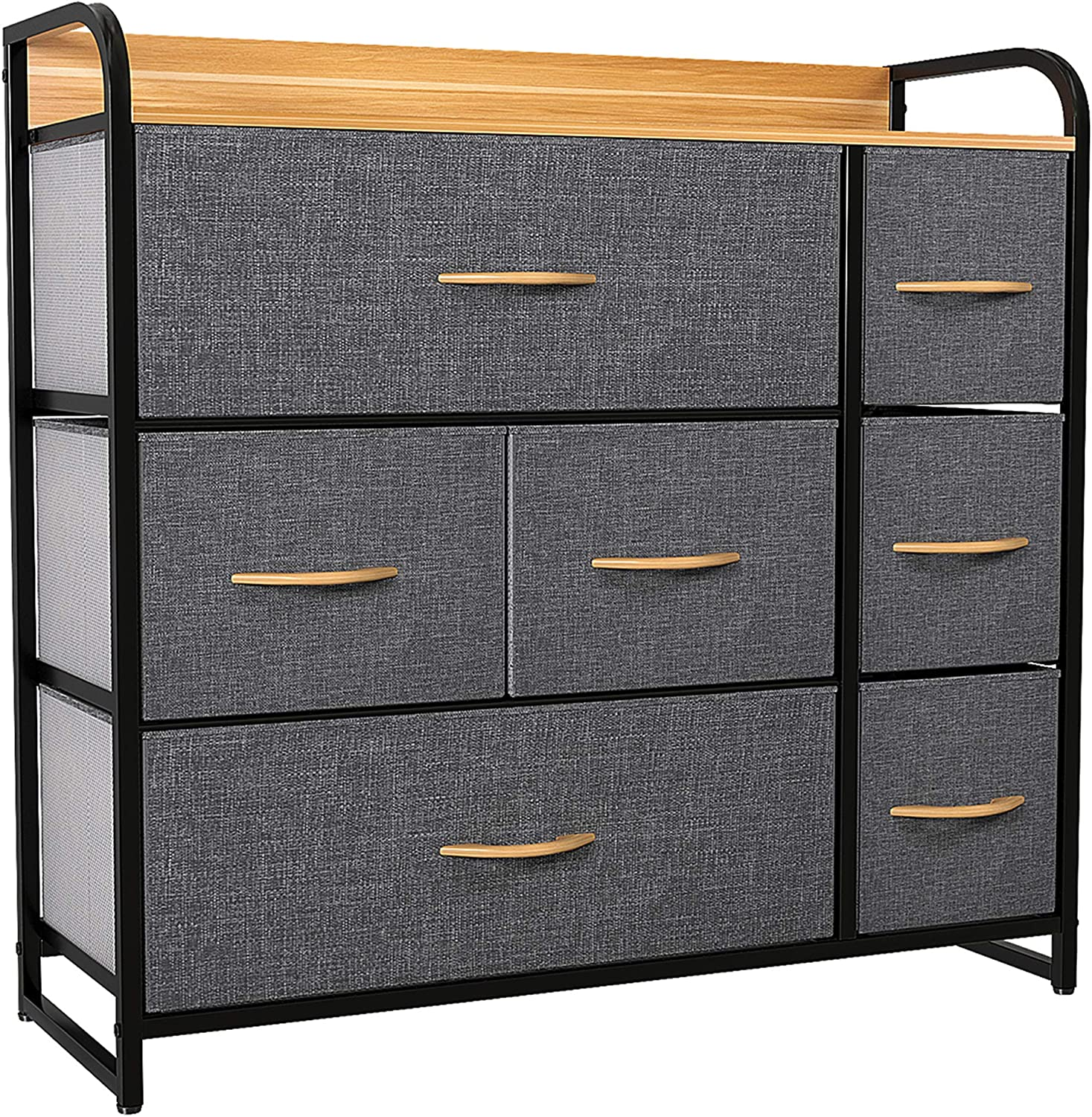 14. YITAHOME closets 7 drawers for Home.