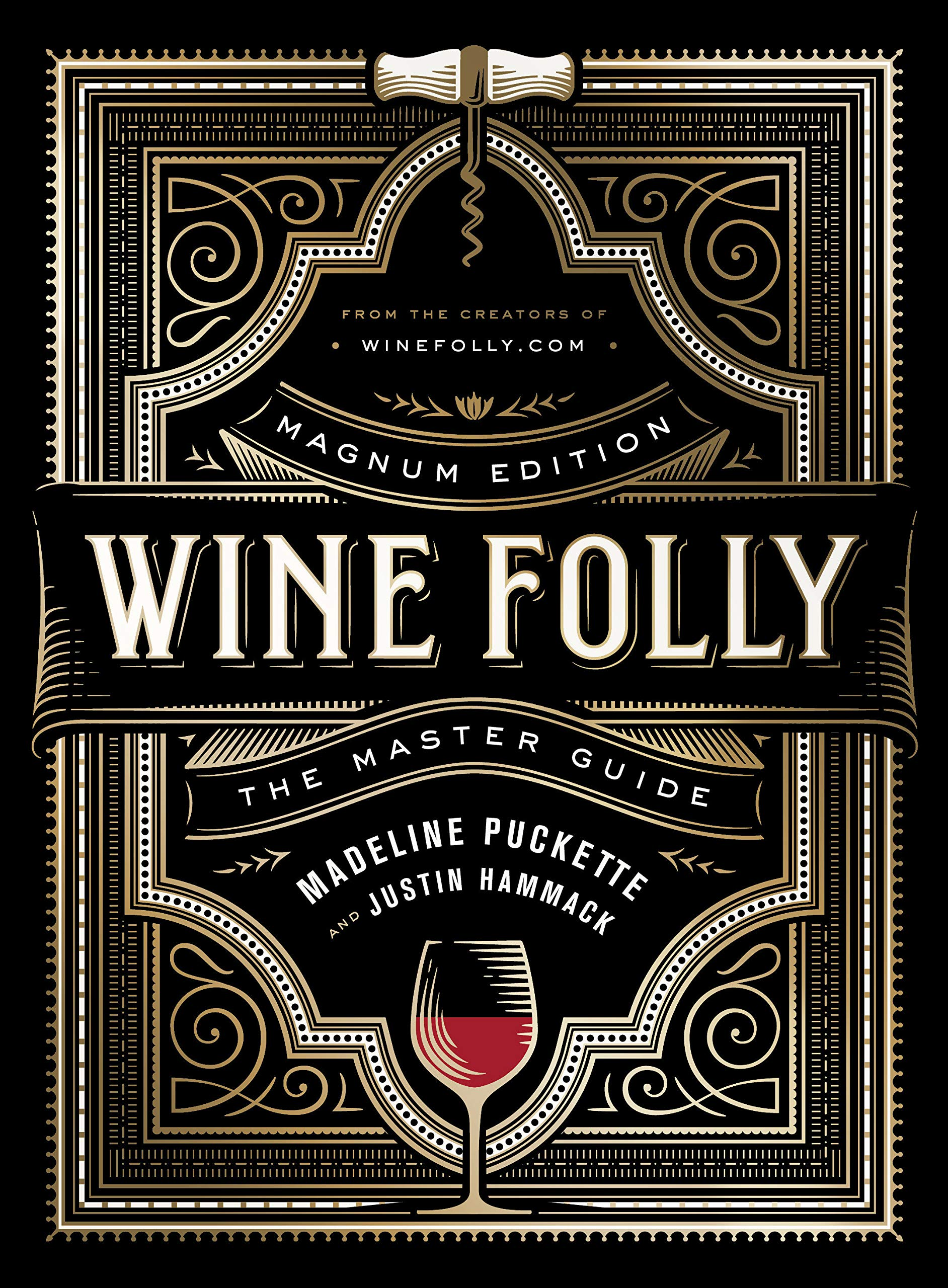Wine Folly: Magnum Edition: The Master Guide by Avery