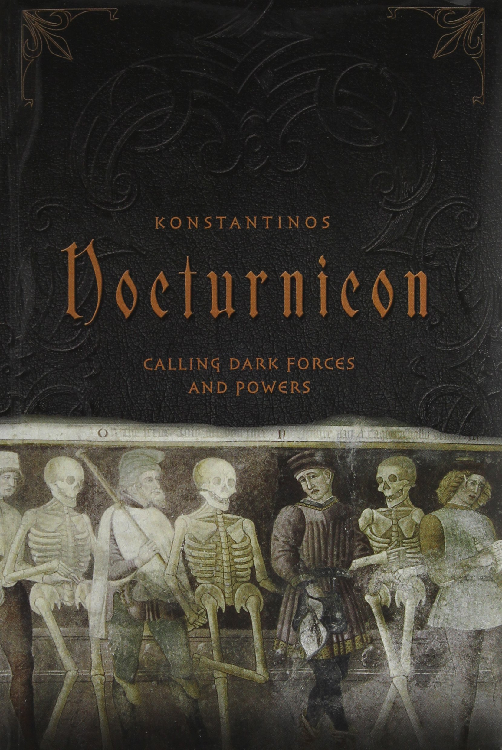 Nocturnicon: Calling Dark Forces and Powers pdf epub