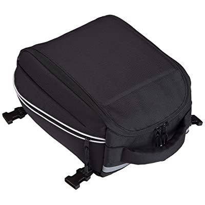 Basics Motorcycle Tail Bag: Automotive