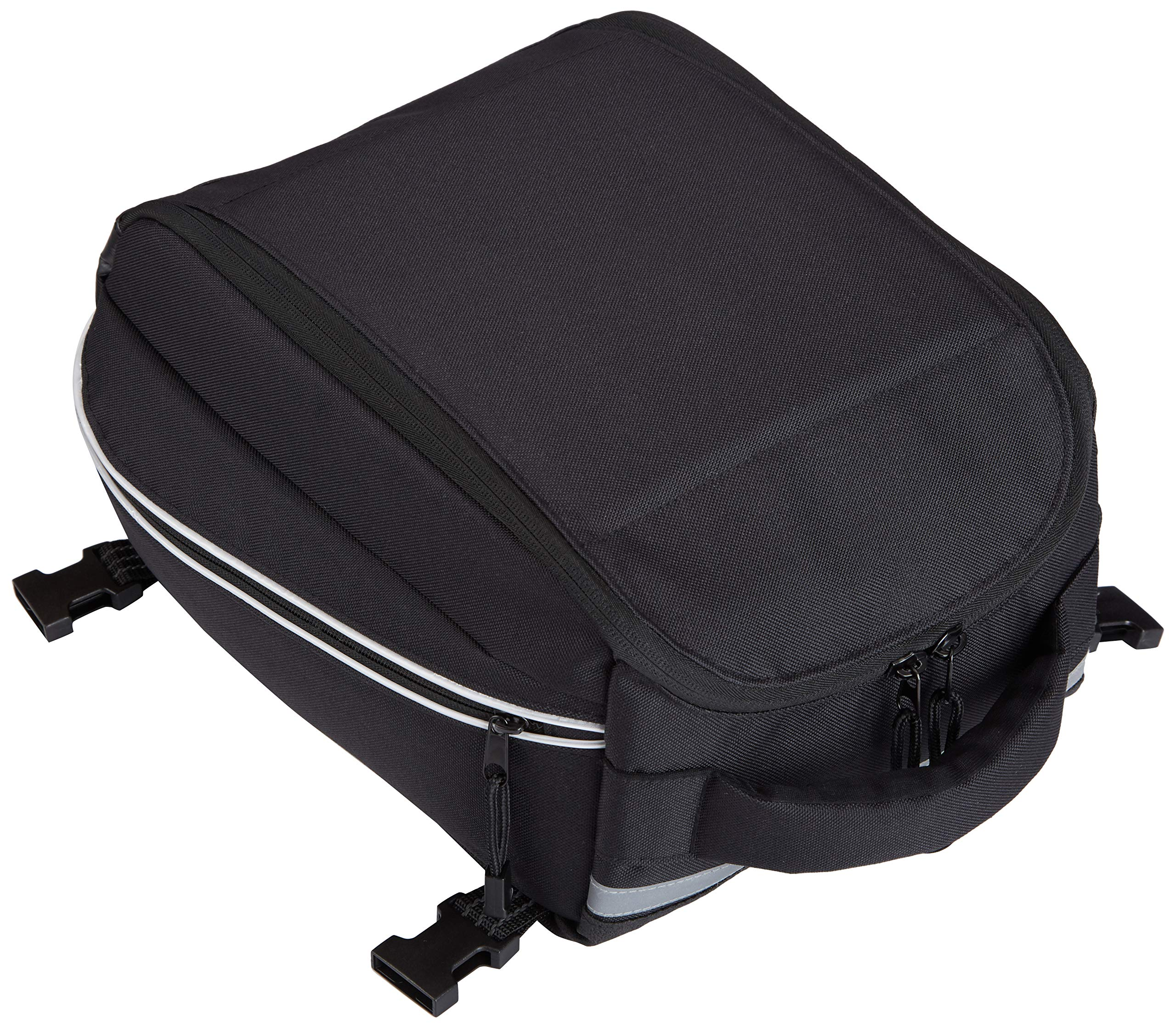 AmazonBasics Motorcycle Tail Bag by AmazonBasics