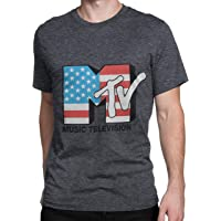 MTV Mens T-Shirt