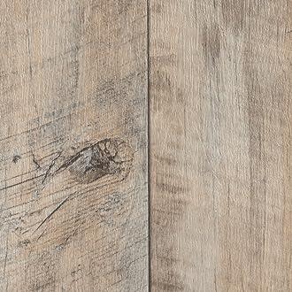 400 cm breit 300 BODENMEISTER BM70566 Vinylboden PVC Bodenbelag Meterware 200 Holzoptik Diele Eiche rustikal