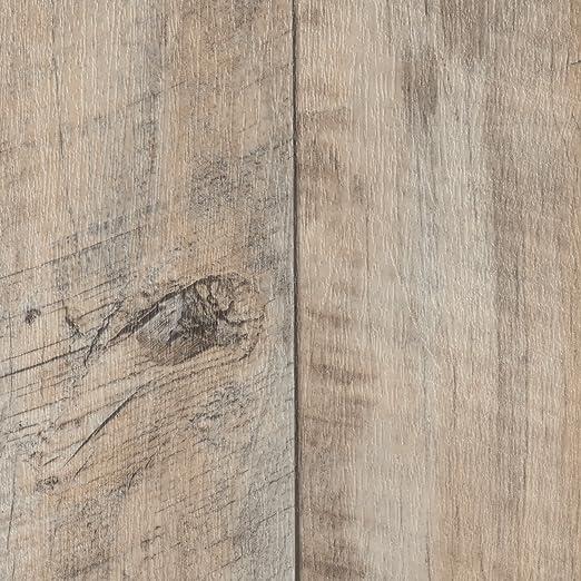 verschiedene L/ängen Variante: 4 x 3 m BODENMEISTER BM70555 PVC CV Vinyl Bodenbelag Auslegware Holzoptik Landhausdiele Eiche 200 300 und 400 cm breit
