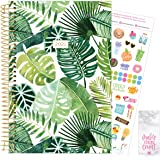 """bloom daily planners 2021 Calendar Year Day Planner (January 2021 - December 2021) - 6"""" x 8.25"""" - Weekly/Monthly Agenda…"""