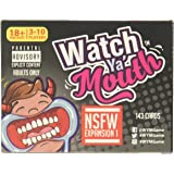 Watch Ya' Mouth Adult Phrase Card Game Only Expansion Pack