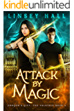 Attack by Magic (Dragon's Gift: The Valkyrie Book 4) (English Edition)