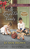 Her Longed-For Family (Matchmaking Babies)