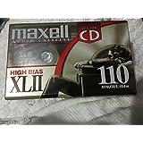 Maxell Audio Cassette~XLII~ 110 Minutes~ High Bias~