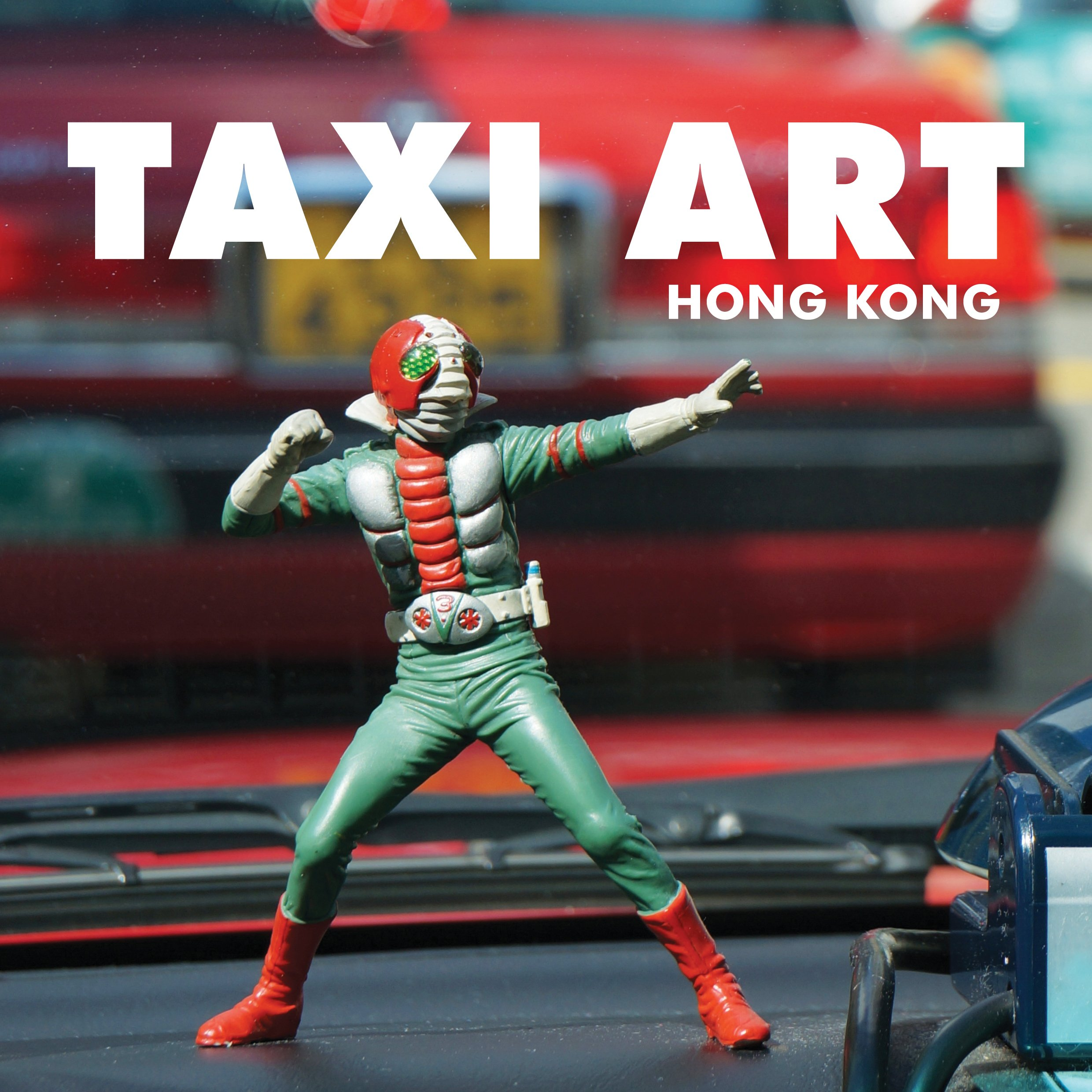 Read Online Taxi Art (English and Chinese Edition) ebook