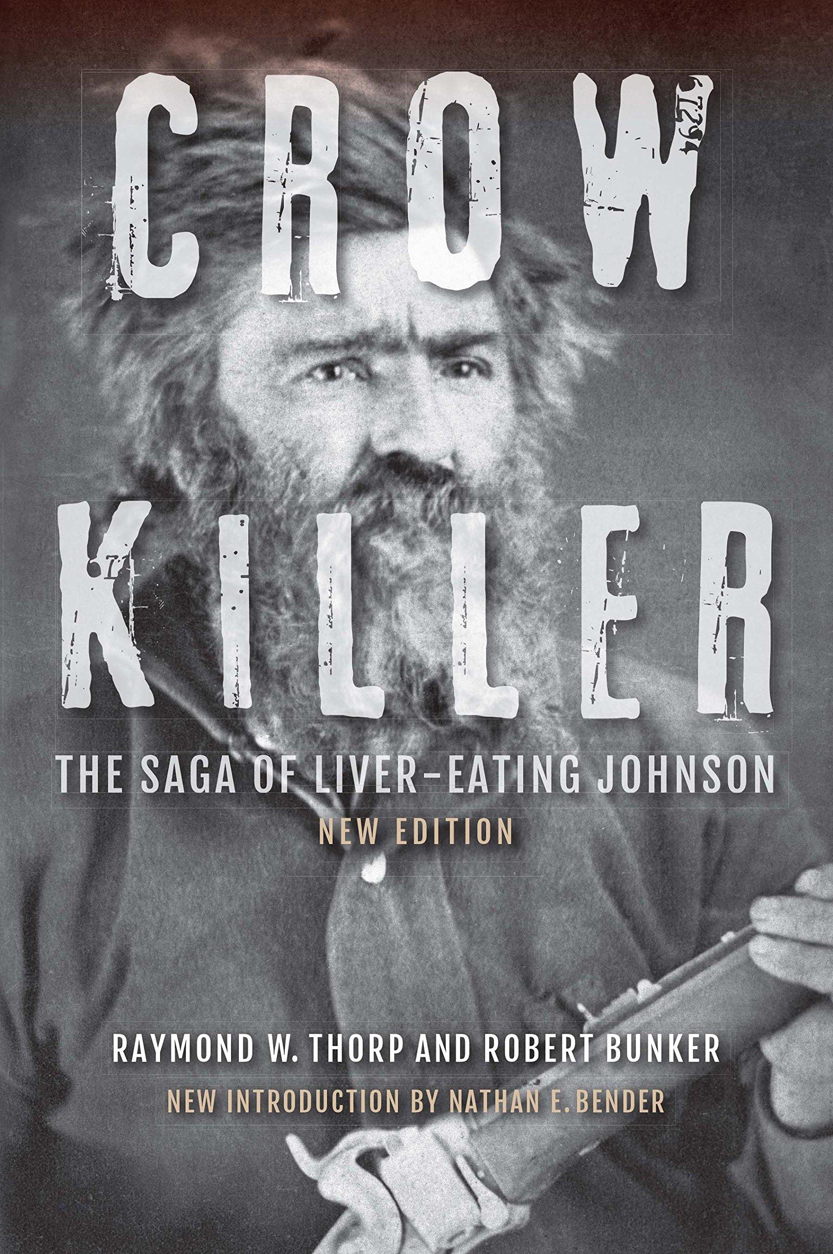 Liver-Eating Johnson   Liver Eating Johnson's Knife, AKA Jeremiah ...
