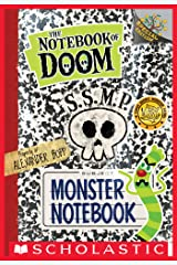 Monster Notebook: A Branches Special Edition (The Notebook of Doom) Kindle Edition