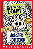 Monster Notebook: A Branches Special Edition (The Notebook of Doom) (English Edition)