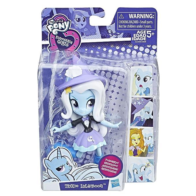 Amazon.es: My Little Pony - Equestria Girls Minis Mall colección TRIXIE lulamoon: Juguetes y juegos
