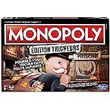 Monopoly - Tricheurs Jeu de Société, E1871, Multicolore