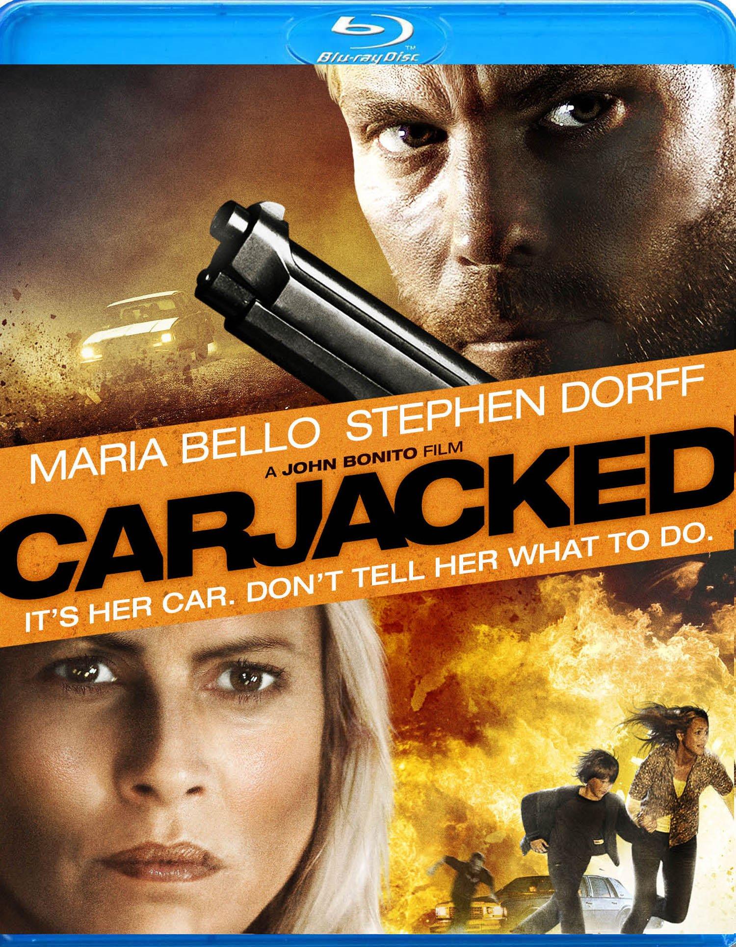 Blu-ray : Carjacked (Blu-ray)