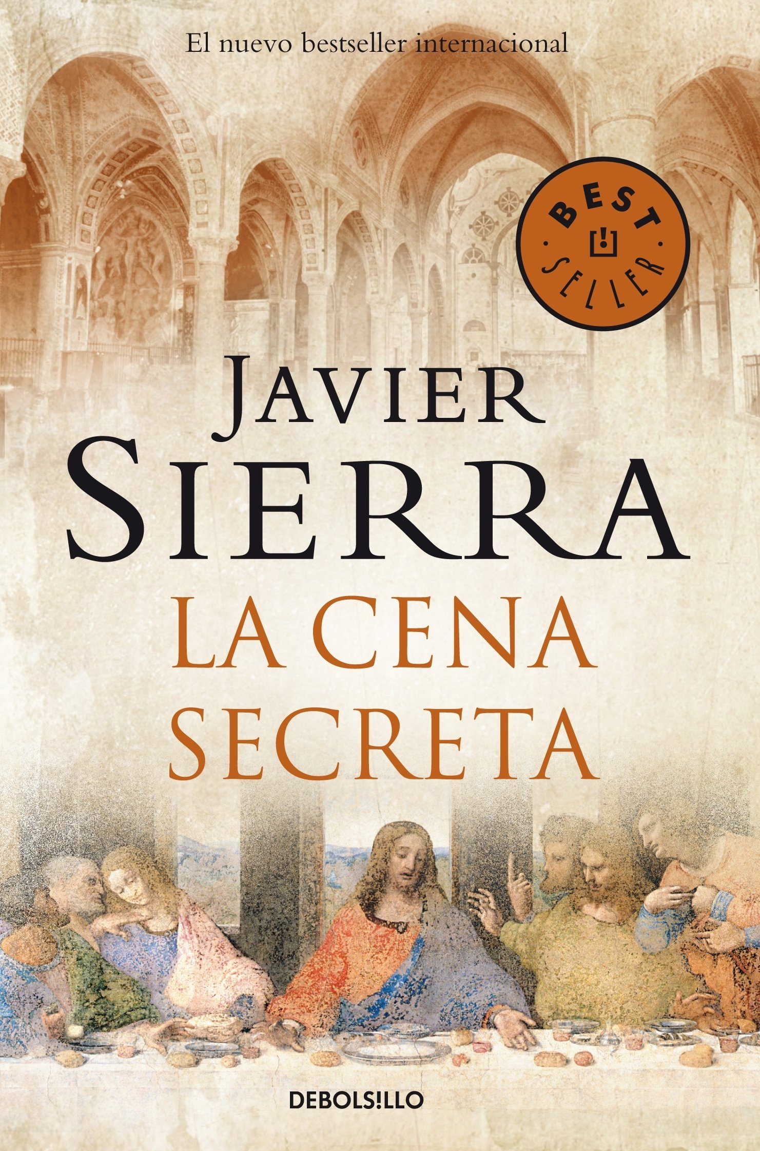 La cena secreta (Best Seller): Amazon.es: Sierra, Javier: Libros