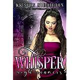 Whisper (Vampire Paranormal Romance) (Night Roamers Book 1)
