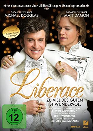 f7ea5a391 Liberace - Zu viel des Guten ist wundervoll: Amazon.de: Michael ...