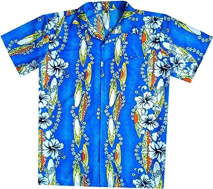 Virgin Crafts Hawaiian Shirts for Men Button Dowon Short Sleeve Turtle Aloha