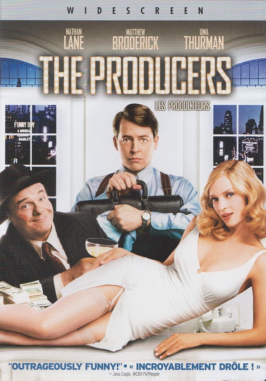 The Producers (2005) (Widescreen) (Bilingual) Uma Thurman Gary Beach Will Ferrell Matthew Broderick