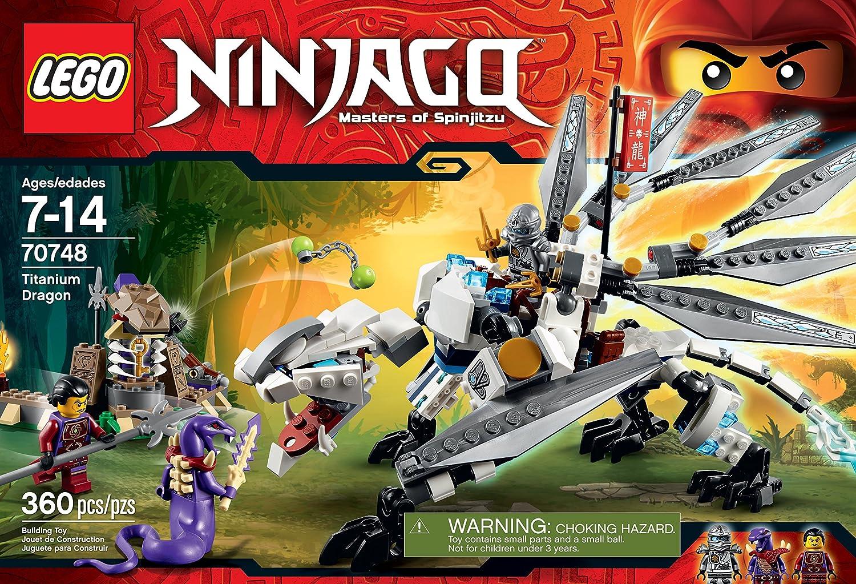 Buy lego ninjago titanium dragon toy online at low prices in india buy lego ninjago titanium dragon toy online at low prices in india amazon voltagebd Images