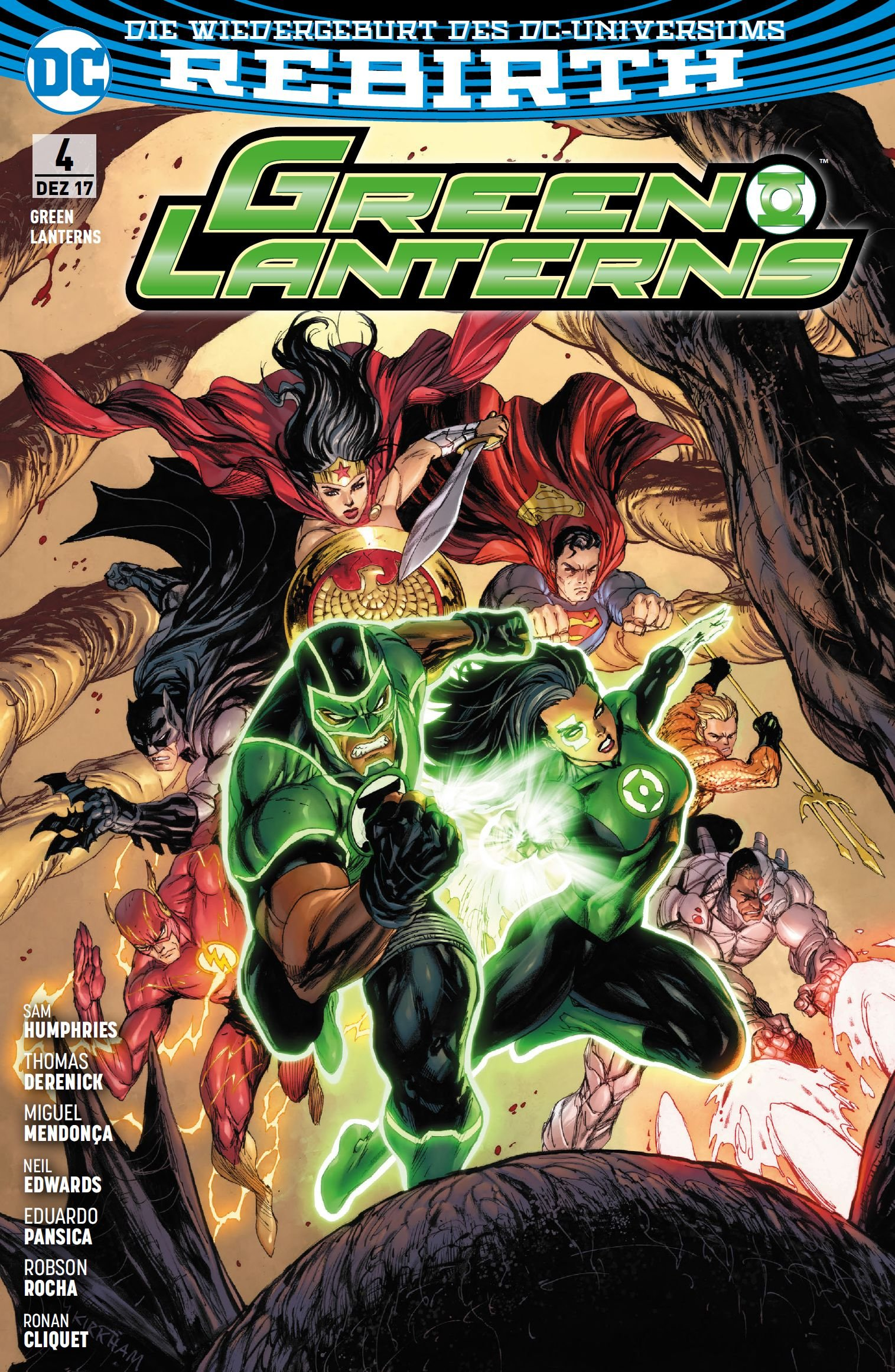 Green Lanterns: Bd. 4: Polarität