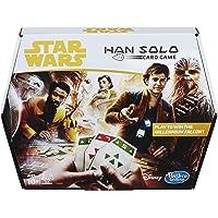 Hasbro Gaming Star Wars Han Solo Card Game