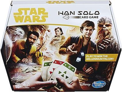 Hasbro Star Wars Solo Sabacc Game Standard: Amazon.es: Juguetes y juegos