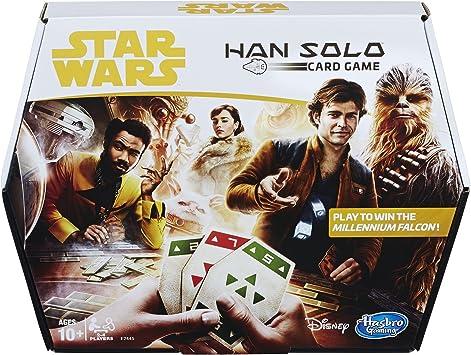 Hasbro Star Wars Solo Sabacc Game Standard: Amazon.es: Juguetes y ...