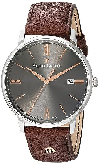 Reloj - Maurice Lacroix - para Hombre - EL1118-SS001-311-1: Amazon.es: Relojes