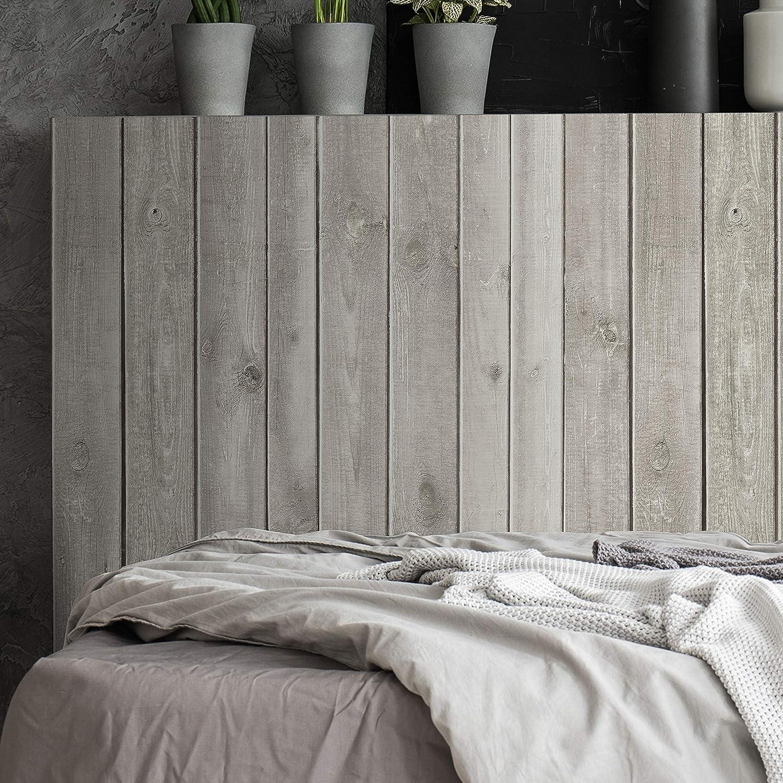 MEGADECOR DECORATE YOUR HOME Kopfteil f/ür Bett Modell Eidsberg 100 x 60 cm PVC 5 mm dekorativ