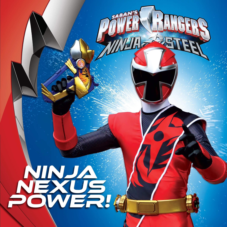Ninja Nexus Power! Sabans Power Rangers Ninja Steel: Amazon ...