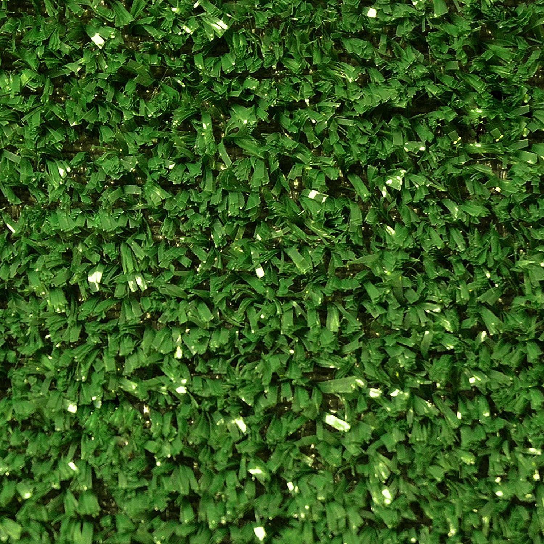 Rasenteppich Gesamth/öhe 7 mm 1400 gr Gesamtgewicht Rasenteppich 100 cm x 400 cm