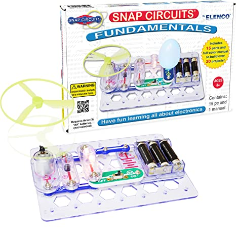 Amazon.com: Snap Circuits Fundamentals: An Introduction to ...